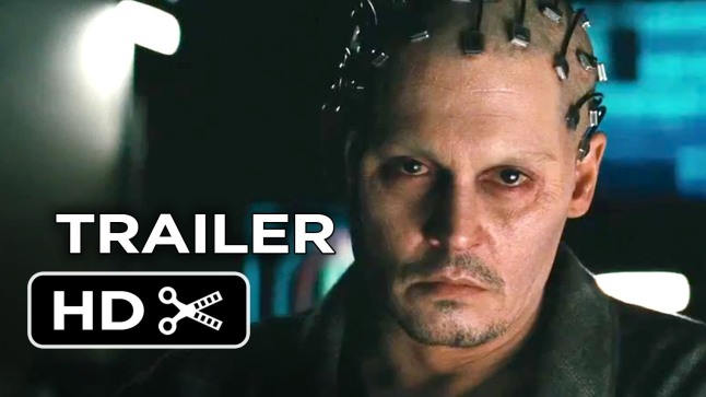 Johnny Depp Movies 2014
